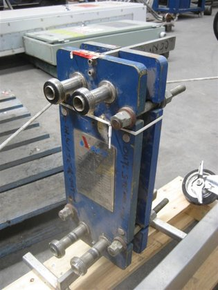 Plate Heat Exchanger APV Plate