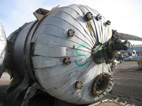 35,000 Pressure Vessel in Melbourne,