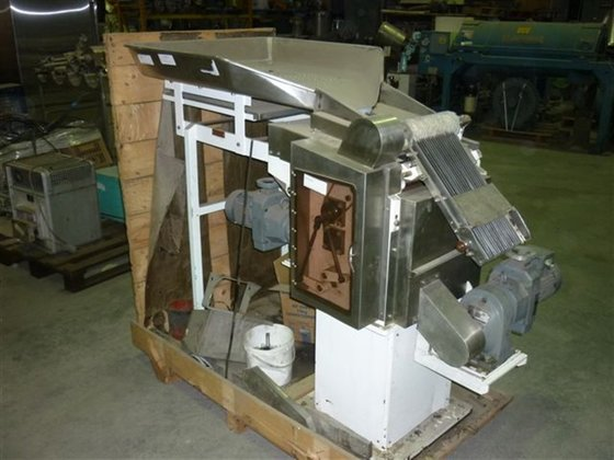Vibrating Screens and Sifters STAINLESS