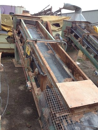 Flat Belt Conveyor 3.8 x