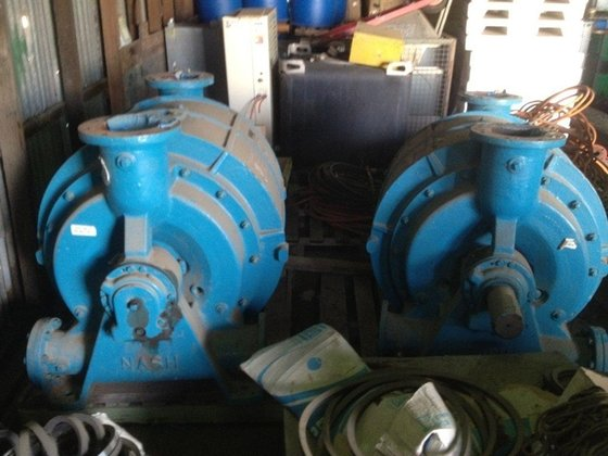 Liquid Ring Vacuum Pump NASH
