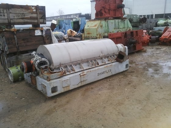DECANTER SHARPLES PM 55000 in