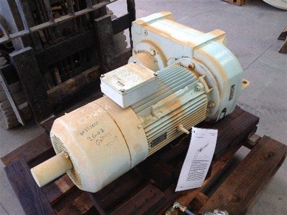 Hollow Shaft Gearedmotor SEW FH