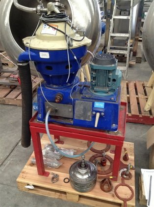Separator for HIRE ALFA LAVAL