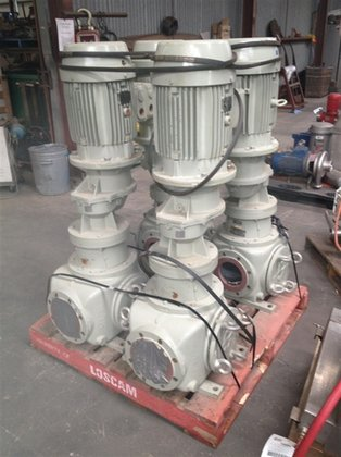 Macerator Pump SEEPEX 110 in