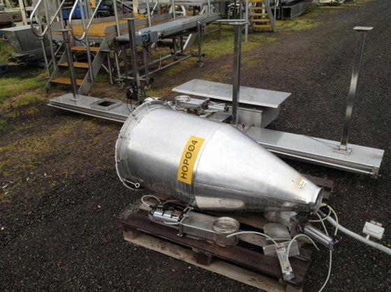 SS Hopper 230 in Melbourne,