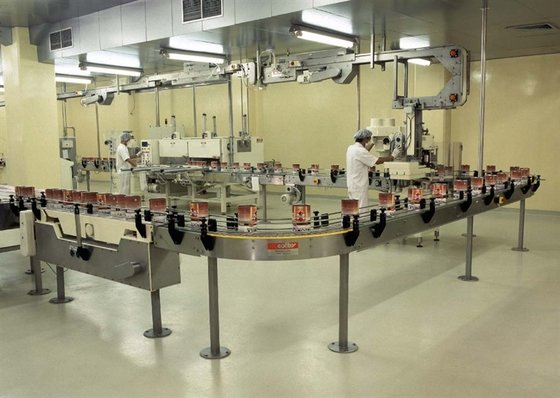 GEA Infant formula plant COLBY