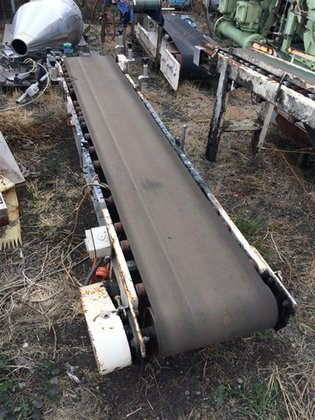 Flat Belt Conveyor 2.8 x