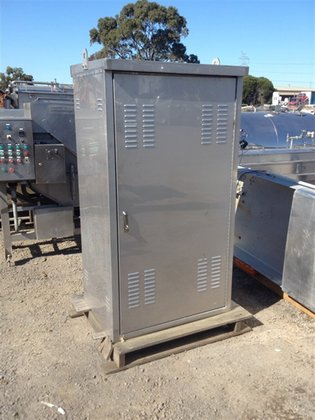 Stainless steel cabinet EATON S/S