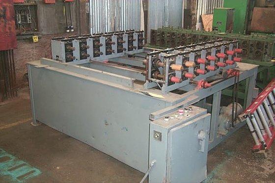 7 St. UNIVERSAL Duplex-Type Rollformer