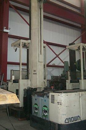 1990 4000 Lb. CROWN Electric