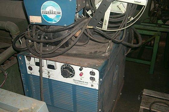 """450 Amp MILLER """"DeltaWeld 450"""""""