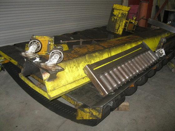 12' CONTINENTAL Shear Conveyor in