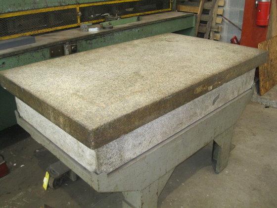 """36"""" x 60"""" HERMAN Granite"""