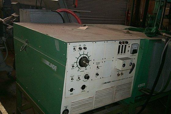 1985 100 Amp LINDE Plasma