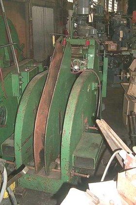 2000 lb. LITTELL Combination Cradle/Straightener