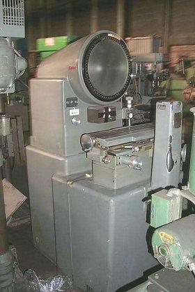 "1968 14"" KODAK Optical Comparator"