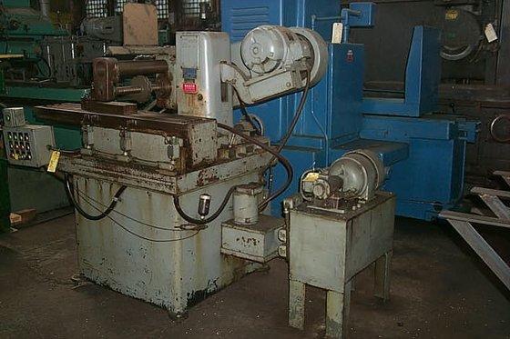 U.S. BURKE Simplex Production Mill