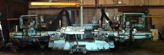 1974 HUFFORD Stretch-Wrapping Machine in