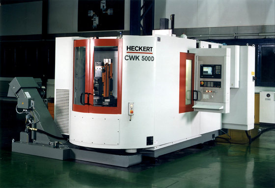 2004 STARRAG-HECKERT CNC Horizontal Machining