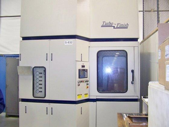 2004 TURBO FINISH Turbo Abrasive