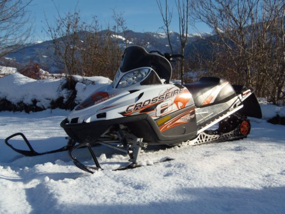 2009 Arctic Cat Crossfire 800