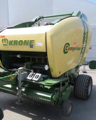 2008 Krone Comprima V150XC in