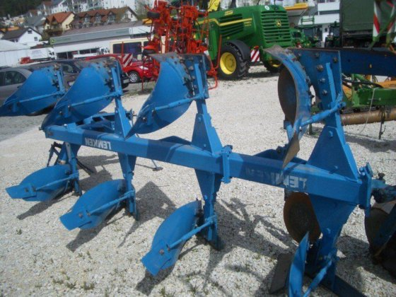 Lemken Opal 110 in Europe