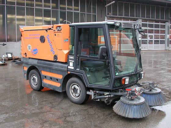 2005 Schmidt AEBI-SCHMIDT Swingo 200