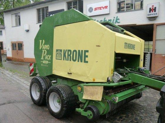 1999 Krone Vario Pack 1800
