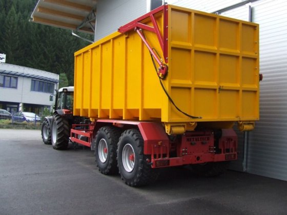 Sonstige Container 5500/2300/2000 25m³ in