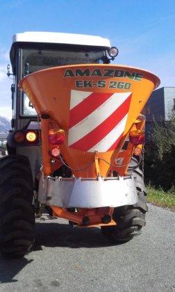 2013 Amazone Winterdienststreuer EK-S 260