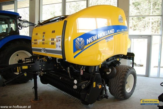 2014 New Holland RB 150