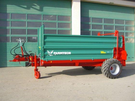 2015 Farmtech BERGSTREUER MINIFEX 550