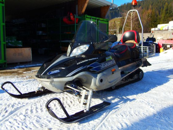 2005 Arctic Cat Bearcat 660