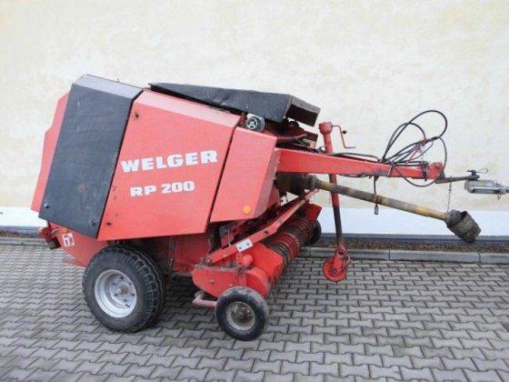 1995 Welger RP 200 in