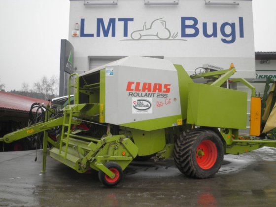 2006 Claas Rollant 255 Rotor