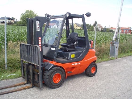 2001 Linde H 30 D-03