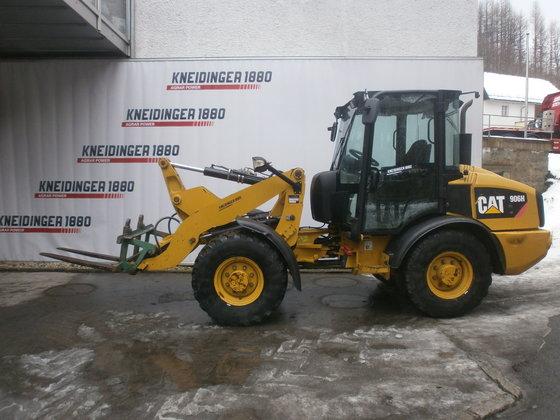 2008 CAT 906 H in