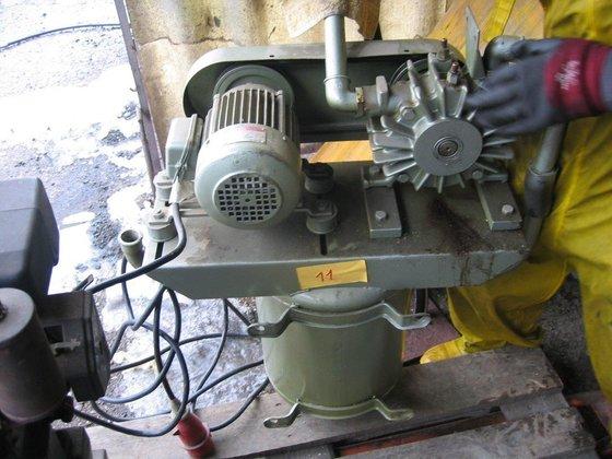 Westfalia Vacuumpumpe RPS 200 in