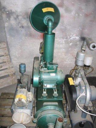 Westfalia Vacuumpumpe RPS 7 in