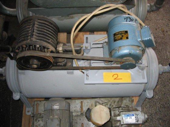 Miele Vacuumpumpe MW 66/2/1 in