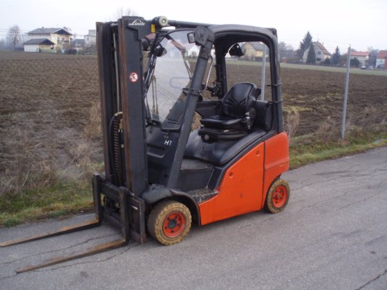 2007 Linde H 14 T