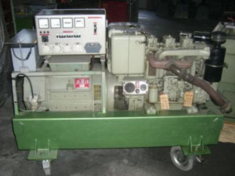Sonstige Stromerzeuger Slanzi 25 Ampere