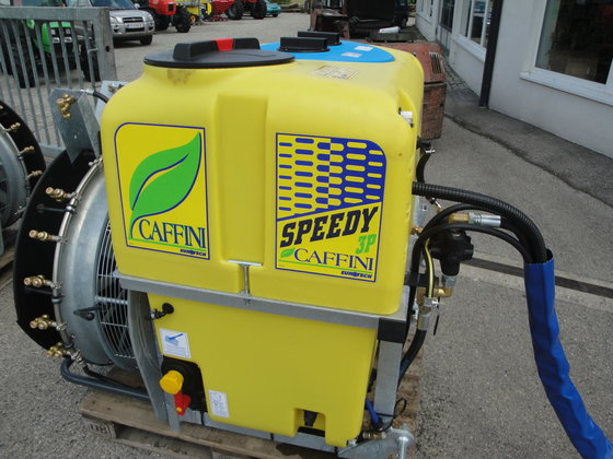 Caffini Speedy 3D in Europe