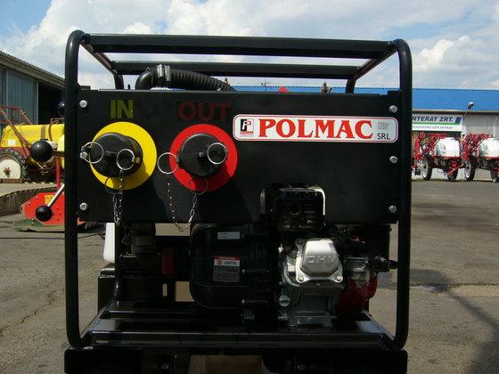 Egyéb POLMAC SRL vegyszerbekeverő kocsi