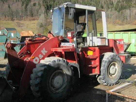 1995 O&K L20 in Europe