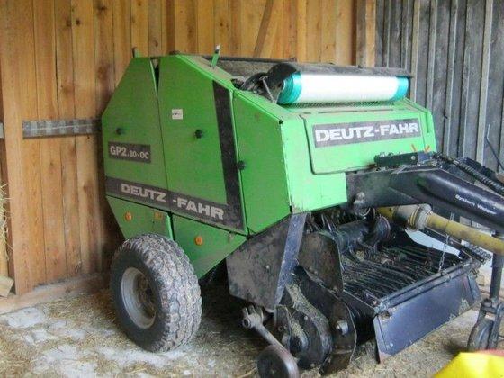 Deutz-Fahr GP2.30-OC in Europe