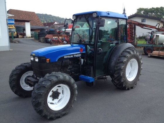 1998 New Holland TN-F 65
