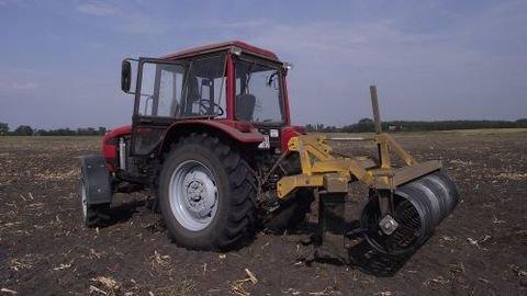 2016 Busa VTL-3 középmély talajlazító+szögvas